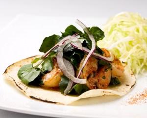 Healthy Shrimp Tacos