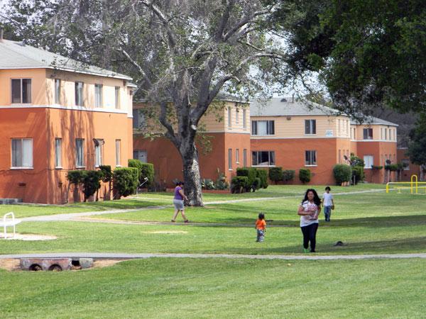 mothers - Wyvernwood Garden Apartments