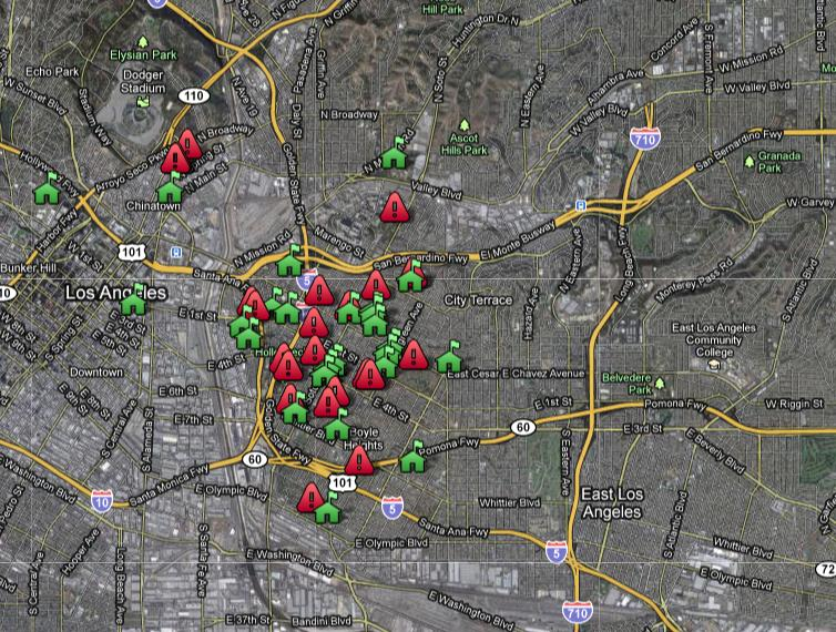 How Safe is Boyle Heights?