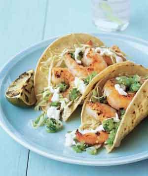 Classic Shrimp Taco Recipe