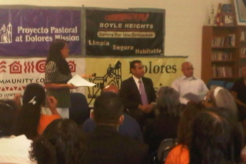 Boyle Heights could be awarded federal neighborhood improvement grant