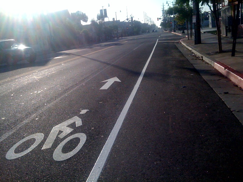 More bike lanes planned for Boyle Heights