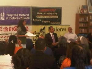 Boyle Heights podría recibir subsidio federal para mejoras en el vecindario