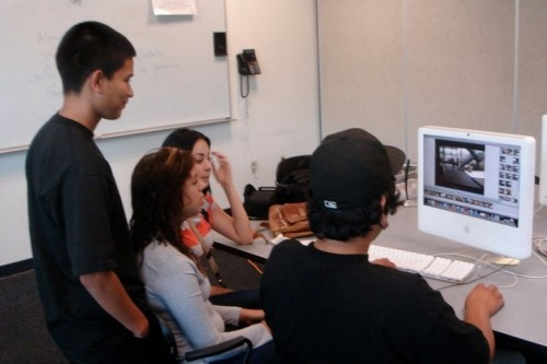 Youth use digital media as a voice for their community