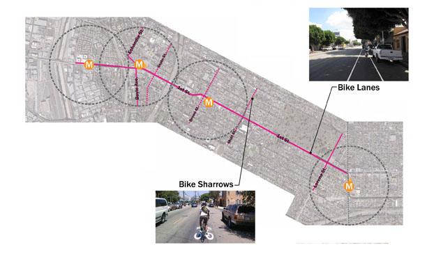 Bike Lanes in Boyle Heights<p><em>Making Streets Safer</em>