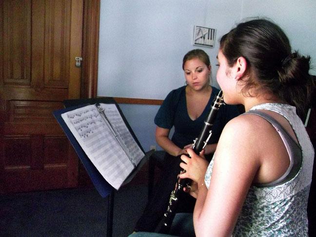 Neighborhood Music School Strikes a New Note:<p><em>Outreach Is Key</em>