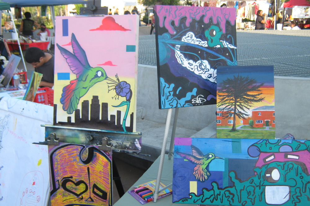 CaminArte displays community's rich artistic culture