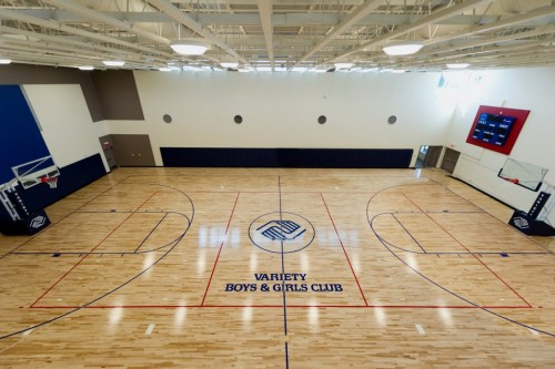 Boyle Heights Variety Boys and Girls Club reopens with new facility