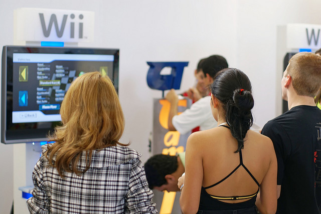 Video game culture sees a rise in girl gamers
