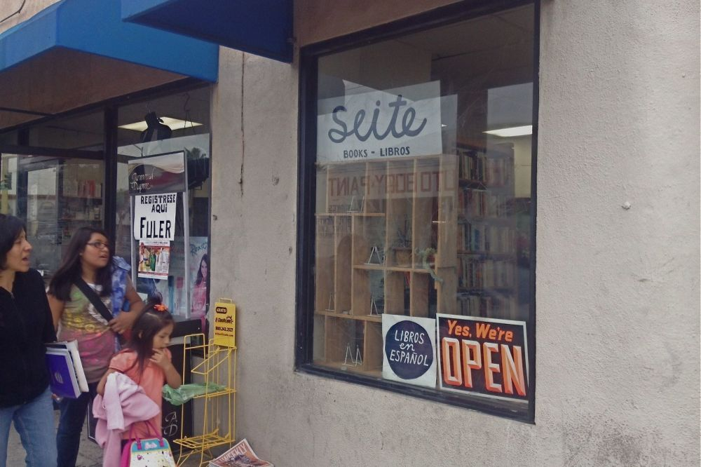 Seite Books: A little corner of literary heaven in East L.A.