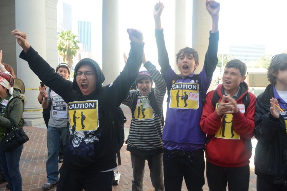 How Boyle Heights students fought to change L.A.'s truancy law