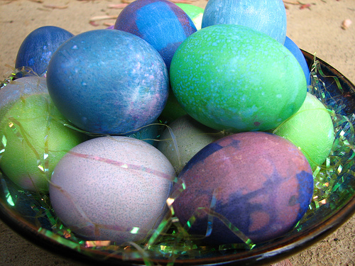 5 Ideas for Healthy Easter Baskets