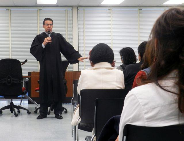Teen Court judges return to serve their community