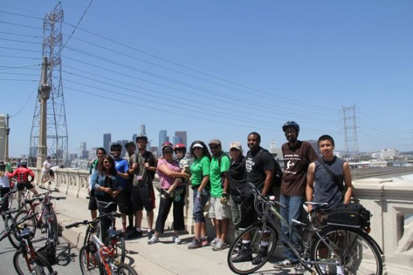 CicLAvia offers health opportunity for community: Q&A with Building Healthy Communities youth