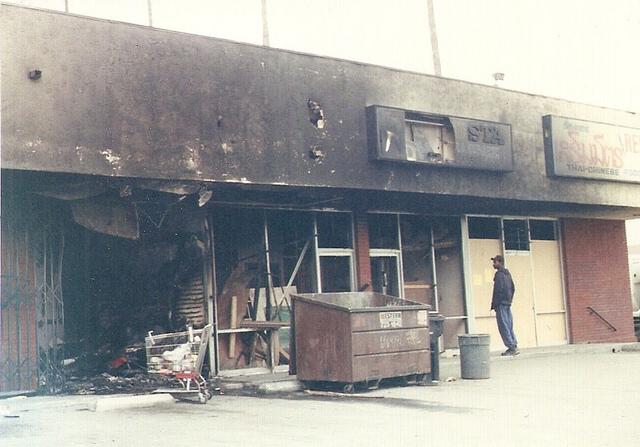 20 años después, los disturbios de Los Angeles llegan a los residentes de Boyle Heights