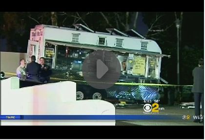 Two killed after suspected drunk driver plows into taco truck in Boyle Heights