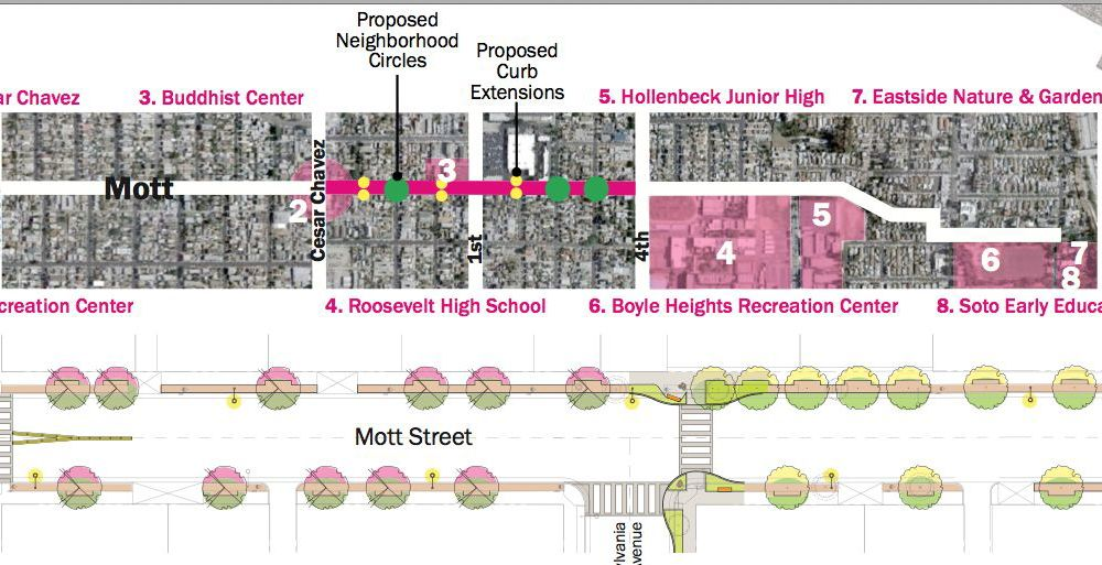 Eastside Access Project brings enhancements to Boyle Heights streets