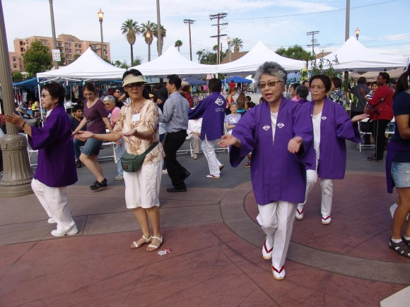 Festival celebrates the links between Japanese culture and the mostly Latino neighborhood of Boyle Heights *Updated