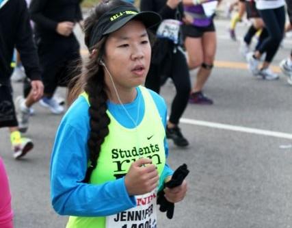 One Marathoner's Experience