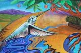 Un nuevo movimiento busca conservar los murales en los edificios y continuar pintando nuevos