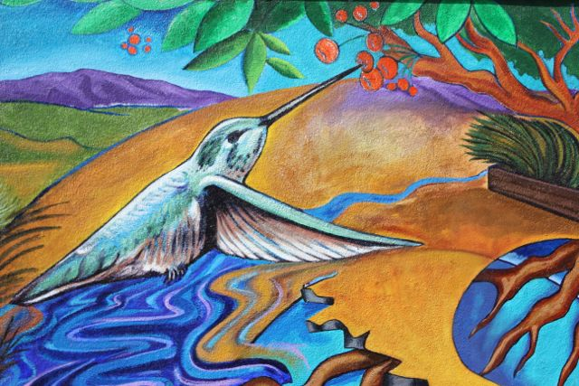 A new arts movement seeks to preserve storied murals and paint new ones