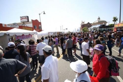 Festival de Tacos se va de Boyle Heights