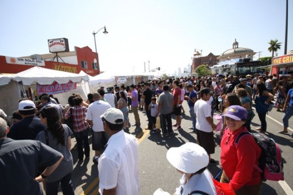 LA Taco Festival outgrows Boyle Heights