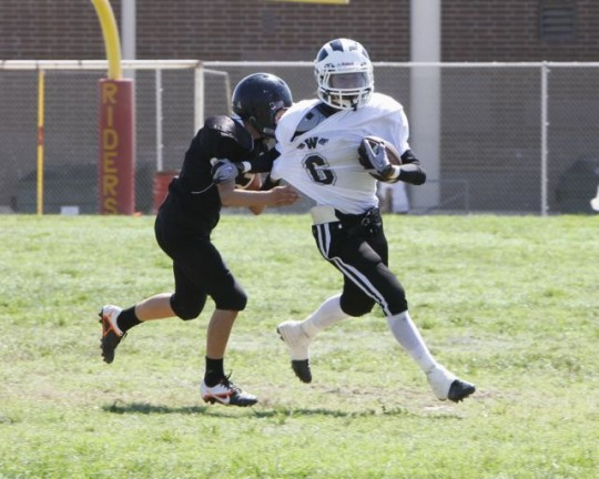 Boyle Heights Wolfpack Football and Cheer begin 2012 season