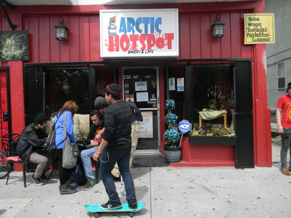 Arctic Hotspot