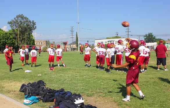 Roosevelt High School football