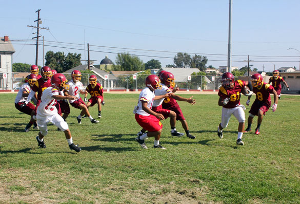 Clásico de East L.A.: rivalidad máxima