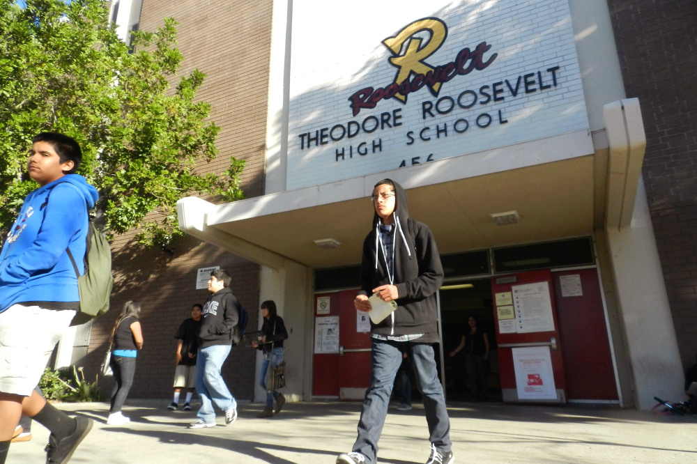 LAUSD gives thumbs up to $173 million Roosevelt campus renovation