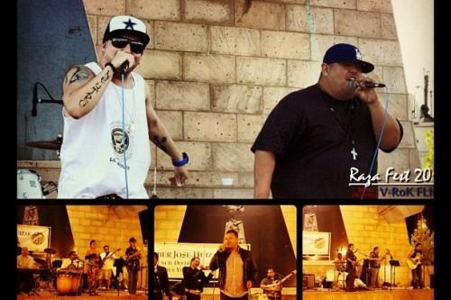 Raza Fest 2012 takes over Mariachi Plaza