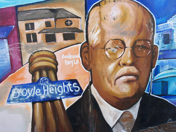 Boyle Heights mural