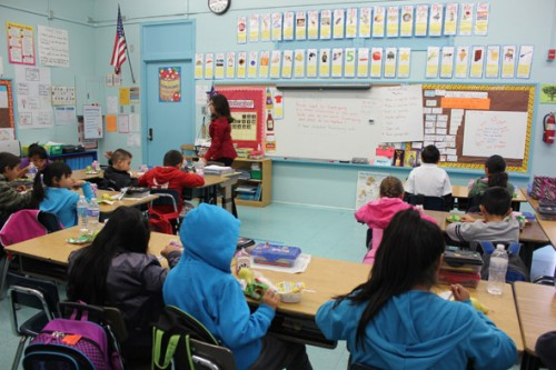 LAUSD collaborates with parents to improve new nutritious breakfast program