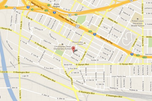 Family dispute in Boyle Heights leaves two dead, one in custody