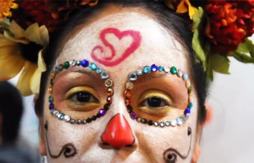Video: The many faces of Día de los Muertos