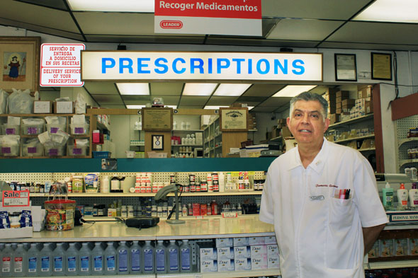 walgreens clinic and walgreens pharmacy