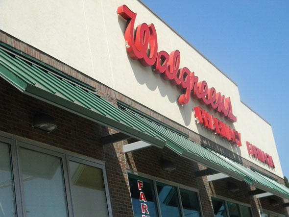 News on walgreens pharmacy and what is sopa blackout