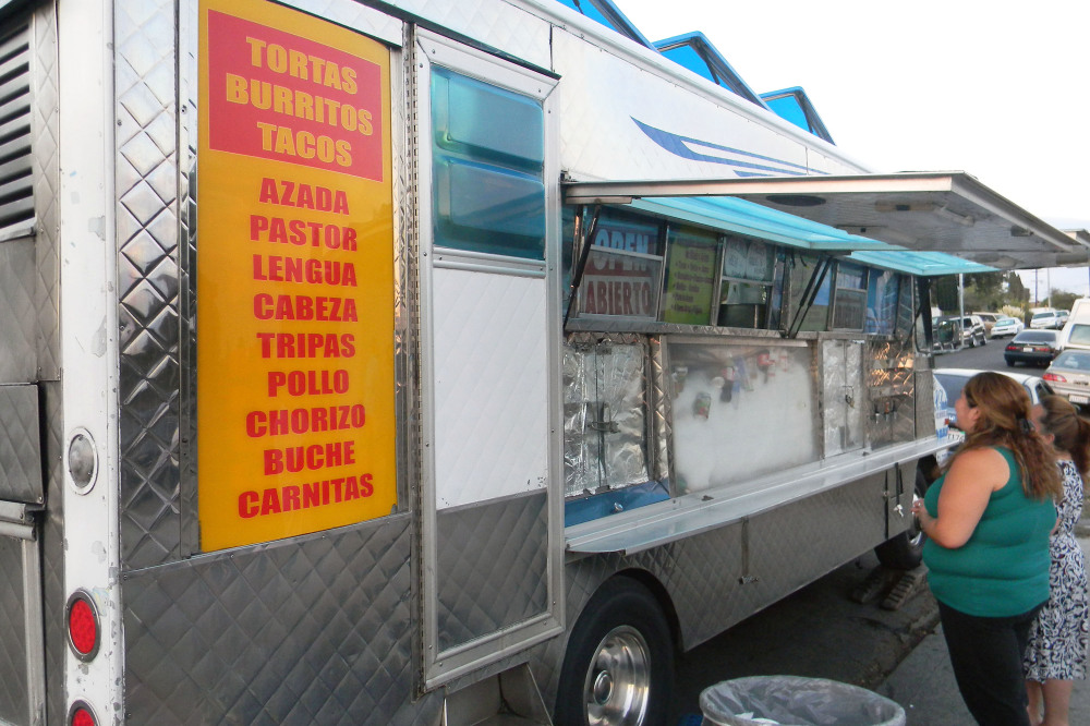 Loncheras truck on despite obstacles: <em>Small businesses a fixture in Boyle Heights</em>
