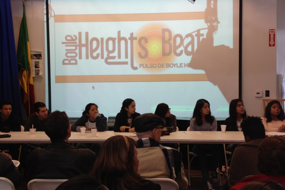 Boyle Heights Beat holds its first community meeting of 2013