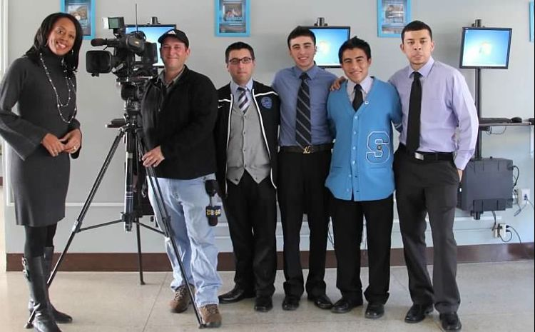 Photo from Salesian High School project blog