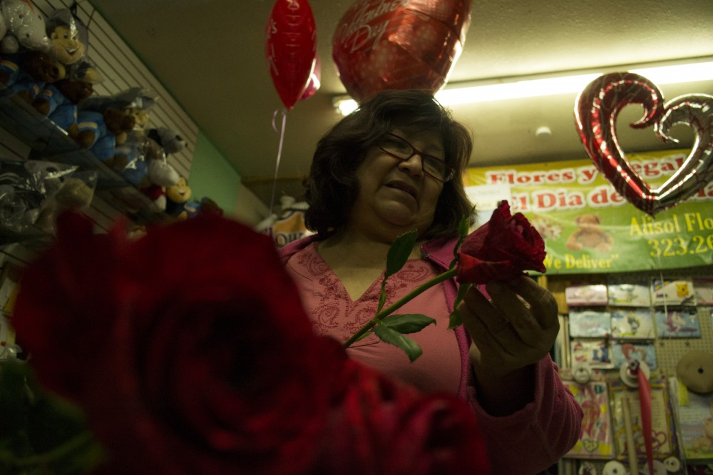 Speaking the language of roses: Eastside florists prepare for Valentine's Day rush[Video]