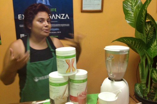 Herbalife customers keep buying in Boyle Heights unaware of controversy