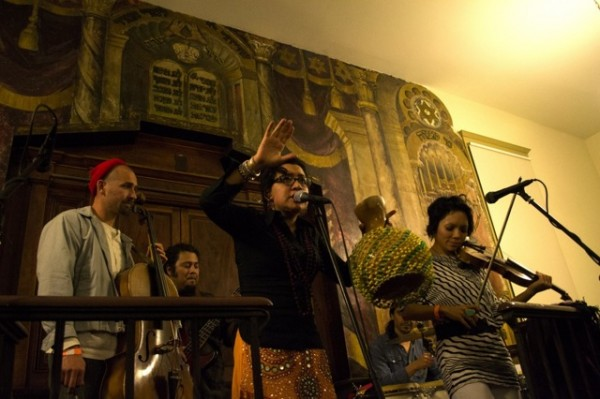 Grammy winners Quetzal perform concert in Boyle Heights [Photos]