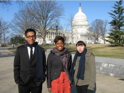 Boyle Heights teen travels to Washington, D.C. to 'demand a plan' against gun violence