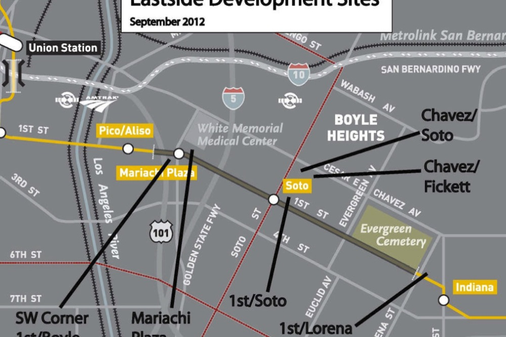 Metro holds open house to reshape empty lots in Boyle Heights