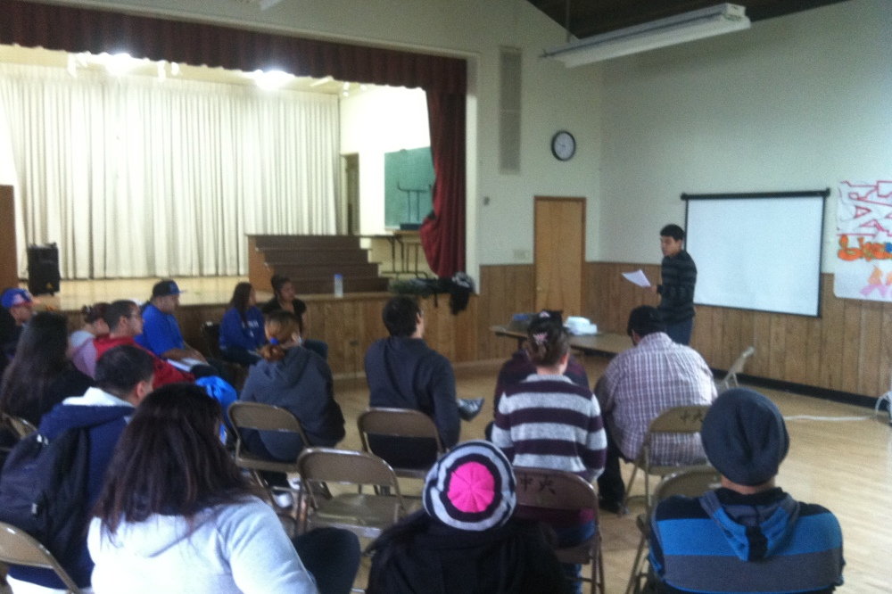 Boyle Heights charter school holds teach-in on sheriff violence and civilian oversight of L.A. County jails