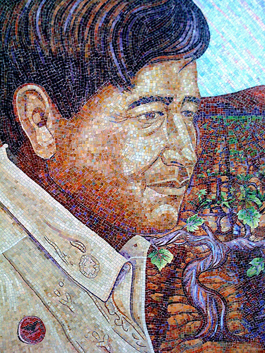 Civil rights and labor leader Cesar E. Chavez remembered