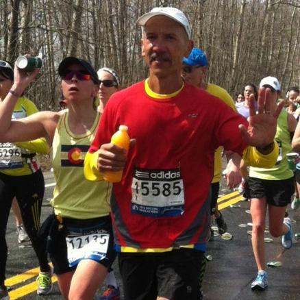 Testimonio de un maratonista de Boston: Editor del Pulso de Boyle Heights comparte su historia